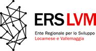 Logo Ente Regionale per lo Sviluppo di Locarnese e Vallemaggia