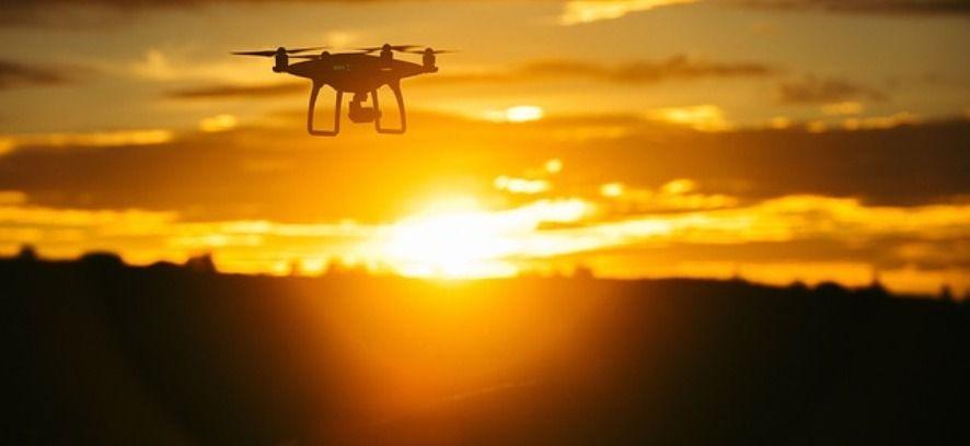 Droni - qualche regola per la sicurezza della Città e dei suoi abitanti