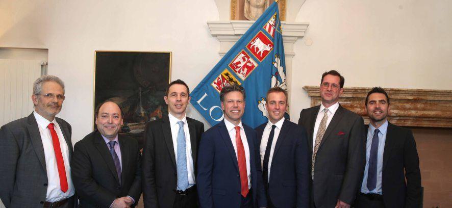 Il Municipio riorganizza i dicasteri