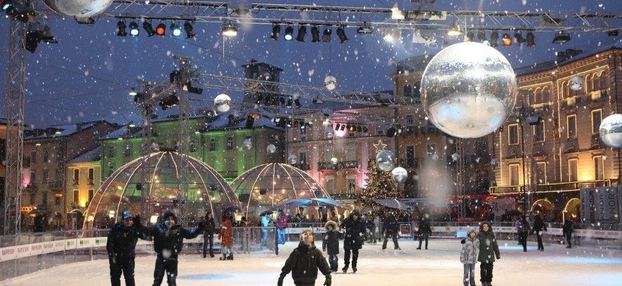 Locarno on Ice torna in pista