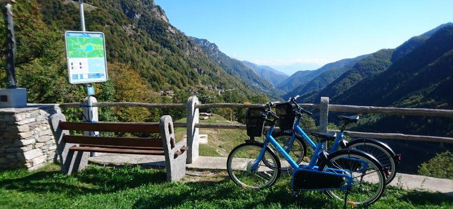 Bike Sharing Locarnese: nuove postazioni e nuova collocazione alla Stazione FFS