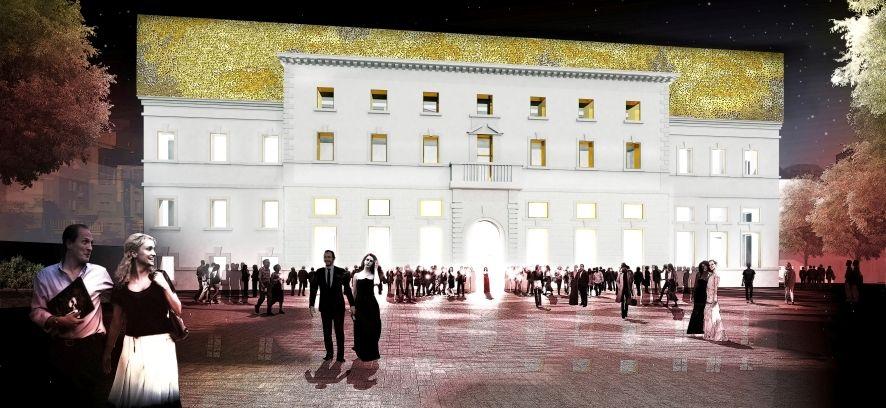 Palazzo del Cinema: la Fondazione Stella Chiara ha versato i 10 milioni promessi