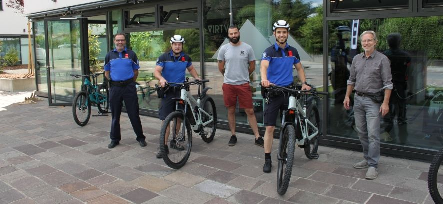 Quattro ruote in più per la Polizia