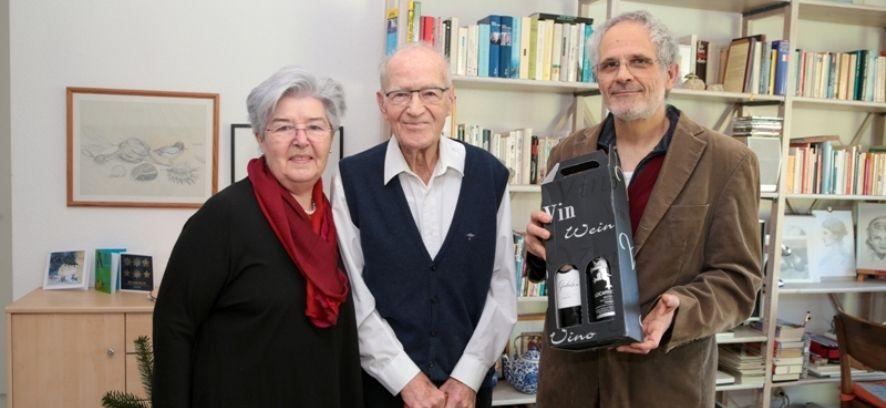 L'ultimo centenario locarnese del decennio: i 100 anni del Signor Frei