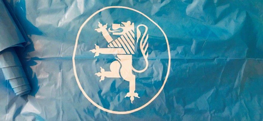 Rifiuti: entrata in vigore dell'obbligo di utilizzo del sacco ufficiale
