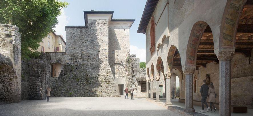 """Con il """"PIVOT"""" il cuore del Castello ai suoi cittadini"""