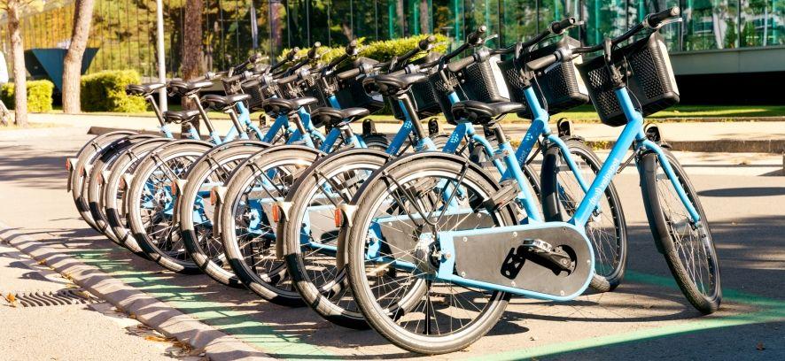 Bike sharing Locarnese: alla chiusura dell'investimento ottimi risultati per la rete più grande della Svizzera